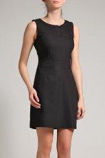 czarna sukienka Orsay - jesie�/zima 2011/2012