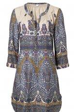 sukienka s.Oliver we wzory - jesie�/zima 2011/2012