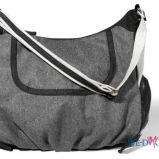 popielata torba Reserved - z kolekcji jesie�-zima