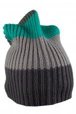 czapka Troll w pasy - kolekcja jesienno-zimowa