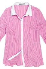 r�owa koszula Reserved w paski - jesie� 2011