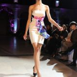 bia�a sukienka Paprocki & Brzozowski - wiosna/lato 2012