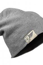 szara czapka Cottonfield - moda jesie�/zima