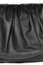 czarna torebka Reserved - sezon jesienno-zimowy