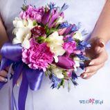 Европейская свадебная флористика
