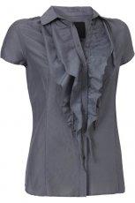 popielata bluzka InWear - jesie� 2011
