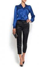 czarne spodnie Mango - jesie�/zima 2011/2012
