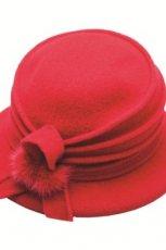 czerwony kapelusz Aryton