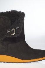 czarne botki - jesie�/zima 2011/2012