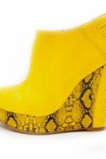 ��te p�buty Stylowe buty w w�zow� sk�r� - jesie�/zima 2011/2012