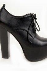 czarne p�buty Stylowe buty - jesie�/zima 2011/2012