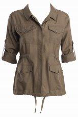 khaki bluzka Emu Australia - jesie�/zima 2011/2012
