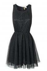 czarna sukienka H&M - trendy na jesie�-zim�