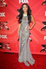 Nicole Scherzinger - D�ugie suknie na Sylwester i karnawa�