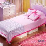 foto 1 - Pomysł na bajkowy pokój dla dziewczynki