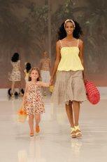 sukienka C&A w ��czk� - sezon wiosenno-letni