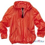 czerwona kurtka H&M - wiosna/lato 2012