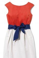 kolorowa sukienka DanHen z kokard� - wiosna/lato 2012