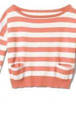 sweter Reserved w paski - kolekcja wiosenno/letnia