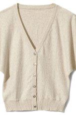 be�owy sweter Reserved rozpinany - kolekcja letnia