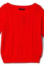 czerwony sweter Reserved - kolekcja wiosenno/letnia