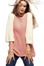 sweter H&M w paski - kolekcja wiosenno/letnia