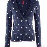 foto 1 - Damskie bluzki i swetry H&M na wiosnę i lato 2012