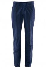 granatowe spodnie H&M - wiosna-lato 2012