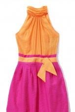 kolorowa sukienka Midori - lato 2012