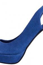 niebieskie cz�enka H&M - wiosna/lato 2012