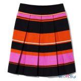 foto 2 - Ubrania i dodatki w kolorowe paski na wiosnę i lato 2012
