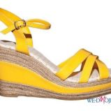 foto 4 - Wiosenno-letnie obuwie na koturnie