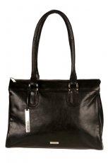 czarna torebka Ochnik - trendy 2012
