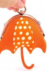 pomara�czowy portfel Misala - wiosna/lato 2012