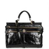 czarna torebka Roberto Cavalli - trendy wiosna-lato