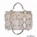 torebka Roberto Cavalli w zwierz�ce wzory - moda wiosenna