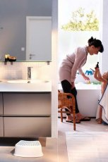 Proste i nowoczesne meble �azienkowe IKEA - 2012