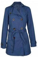niebieski p�aszczyk Troll - wiosenna kolekcja