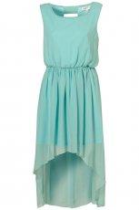 b��kitna sukienka Topshop asymetryczna - wiosna/lato 2012