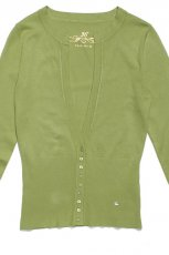 zielony sweter TARANKO - wiosna-lato 2012