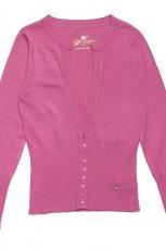 r�owy sweter TARANKO - trendy wiosenne