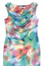 kolorowa sukienka TARANKO - kolekcja wiosenno/letnia
