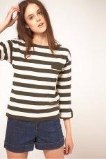 bluzka Asos w paski - trendy 2012