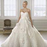 foto 3 - Rozkloszowane suknie ślubne typu księżniczka