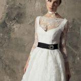 foto 3 - Koronki w sukniach ślubnych
