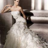 foto 2 - Suknie ślubne z falbanami