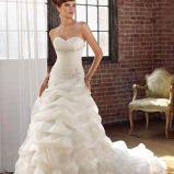 foto 4 - Suknie ślubne z falbanami