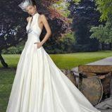 foto 1 - Ogony i treny w sukniach ślubnych