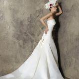 foto 3 - Ogony i treny w sukniach ślubnych