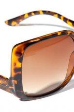 kolorowe okulary przeciws�oneczne Reserved w plamy - kolekcja wiosenno/letnia